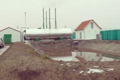 A makói termál rendszer hőtermelő bázisa vízgépházakkal